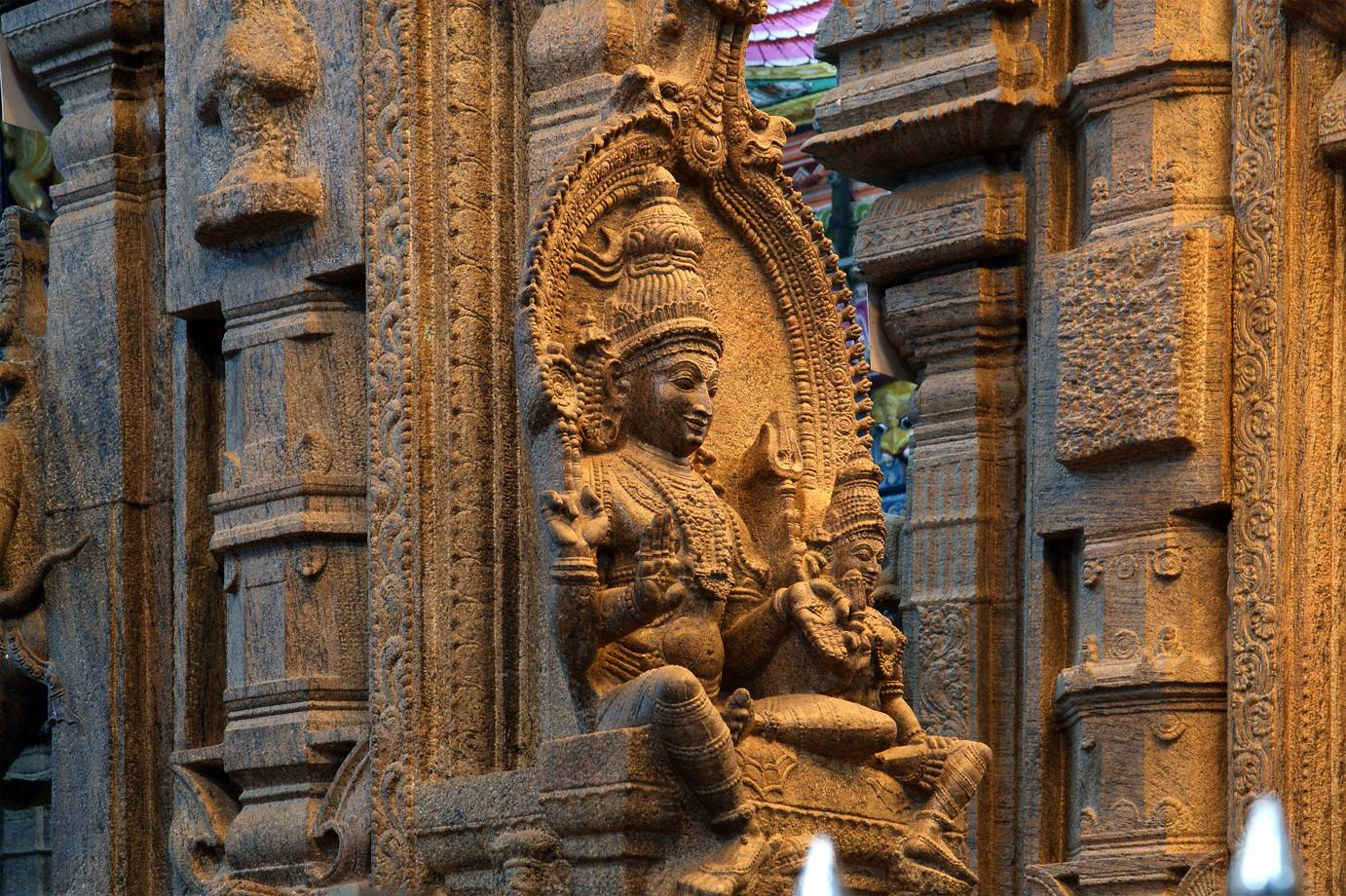 meenakshi amman Madurai tamil nadu temple tour packages