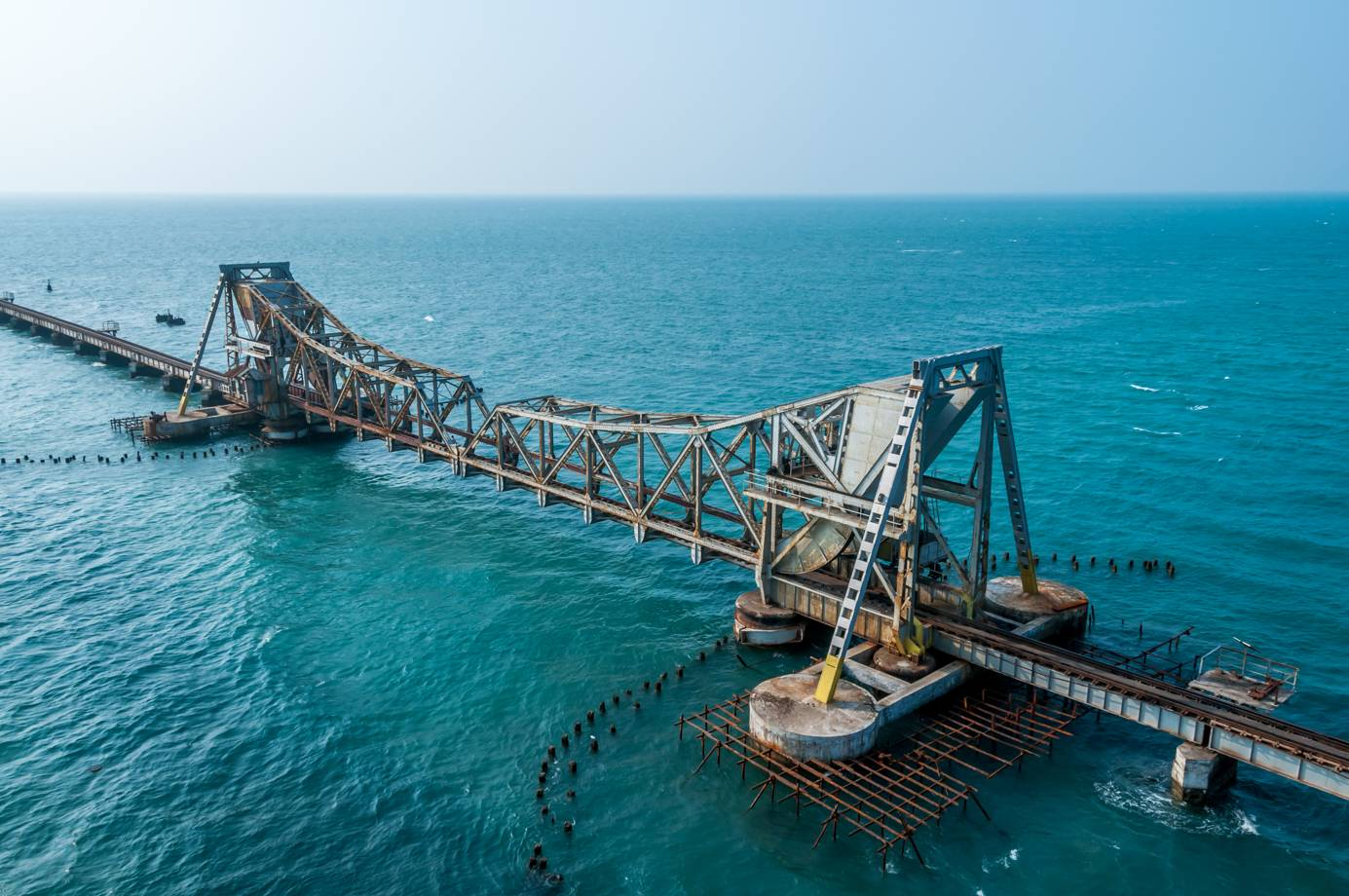 rameshwaram bridge tamil nadu